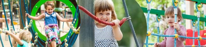 Dzień dziecka w Parku Linowym Jachranka